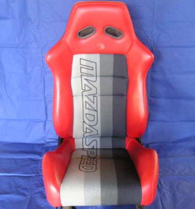MAZDA SPEEDのバケットシートです。